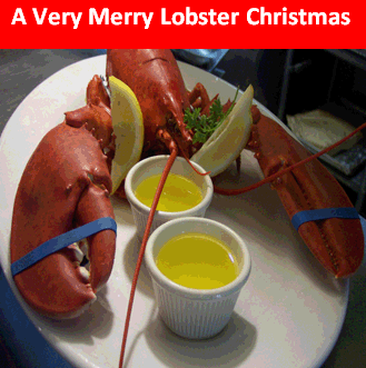 Maine Lobster Christmas