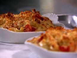 Lobste Mac and Cheese