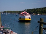 Sightseeing in Maine on the water