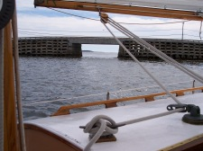 Sailing on the Tavake Charters