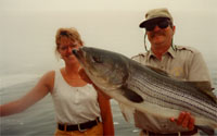 Maine fishing charter in Harpswell