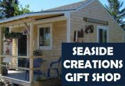 Seaside Creations Gift Shop located in Harpswell Maine