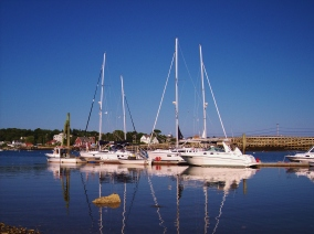 Maine Tourist Attration Boat Tours
